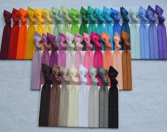 Pick Your Pack - You Choose 3 Solid Color Frillies