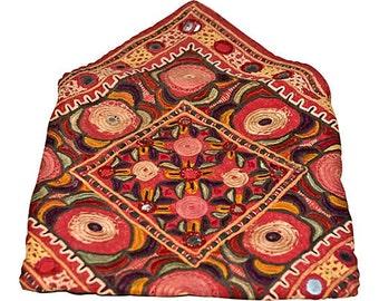 Embroidered Envelope Bag, No. 3