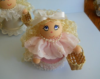 Flower Pot Doll