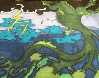 Stormy Waters/ Stormy Night