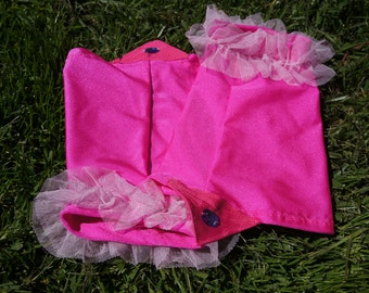 Tutu much - pink or lime green