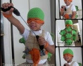 Pattern: TMNT Costume Set