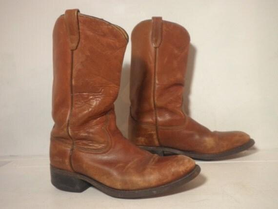 aa6513911f botas vaqueras de cuero para hombre