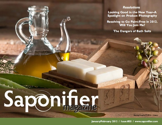 Saponifier Back Issue: Jan/Feb 2012