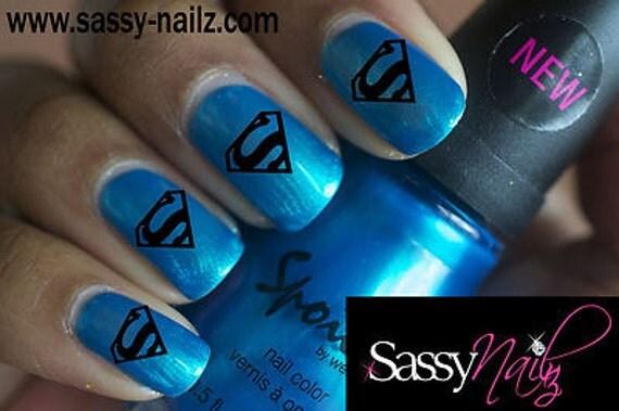 Superhero Nail Art Dress up