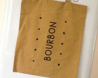 BOURBON Tote Shopper Bag