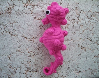 Amigurumi Crochet Pattern - Pygmy Seahorse  Pattern No.04