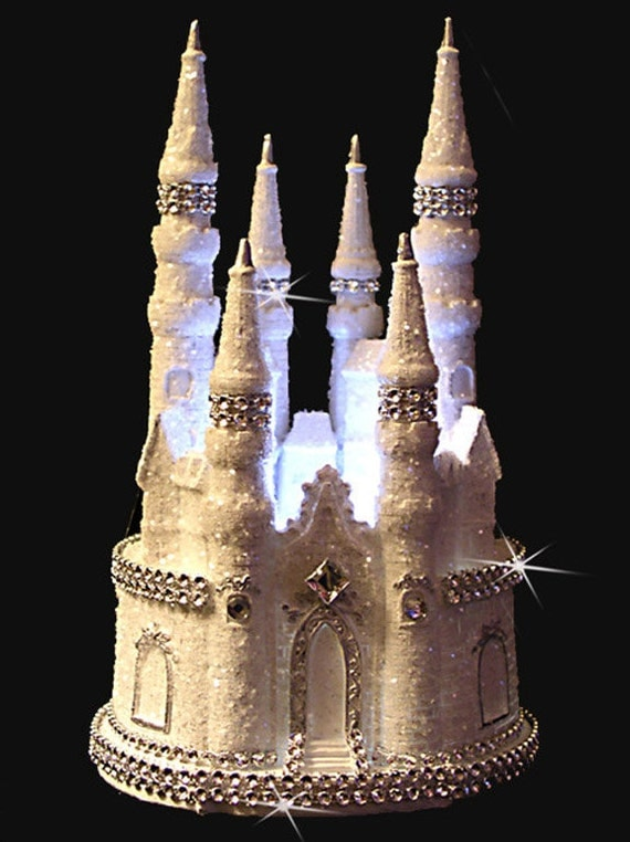 cinderella castle wedding cake toppers unavailable listing on etsy 12854