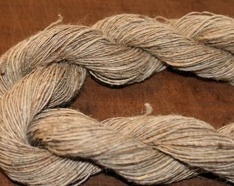 Hand Spun Organic Nettle Yarn