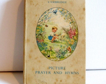 cambridge picture hymn and prayer book