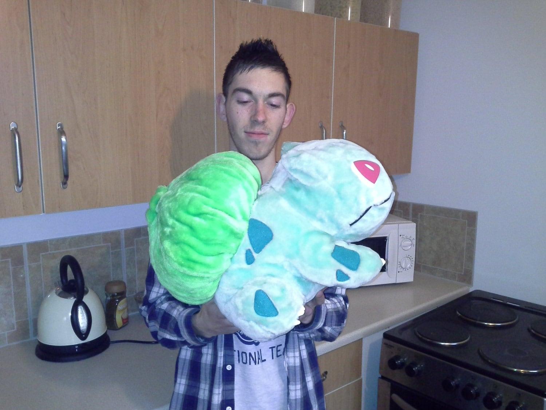 Bulbasaur Large Plush Toy