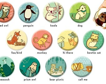 Animal Art POCKET MIRROR, Gifts for Teen Girls, teen gift, gifts for teenagers, teenage girl gifts, teen party favor, best teen girl gifts,