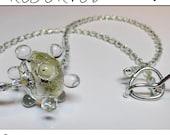 Lampwork Necklace by Creative Pigpen