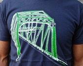 Truss Bridge tee