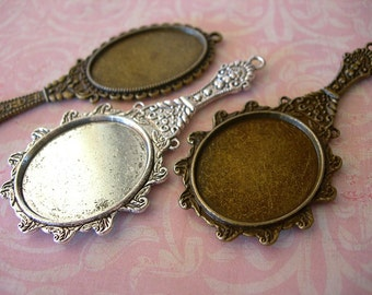 popular items for metal mirror tray on etsy