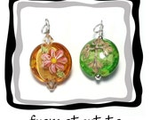 Memorial Bead Lampwork Pendant Tutorial