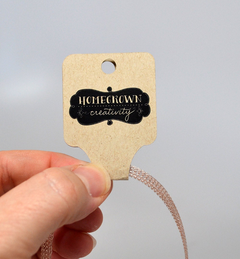 fold over hang tag template