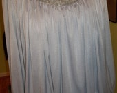 Age of Aquarius 1970's DISCO QUEEN Drapey Embellished Top
