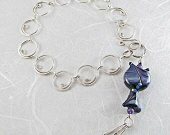 Paula Bracelet in Sterling Silver
