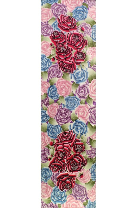 Unique scarf, Rose scarf, Flower silk scarf, Luxury scarf, Floral scarf, Christmas gift, gift or her, wrap scarf, Unique Scarf for Women