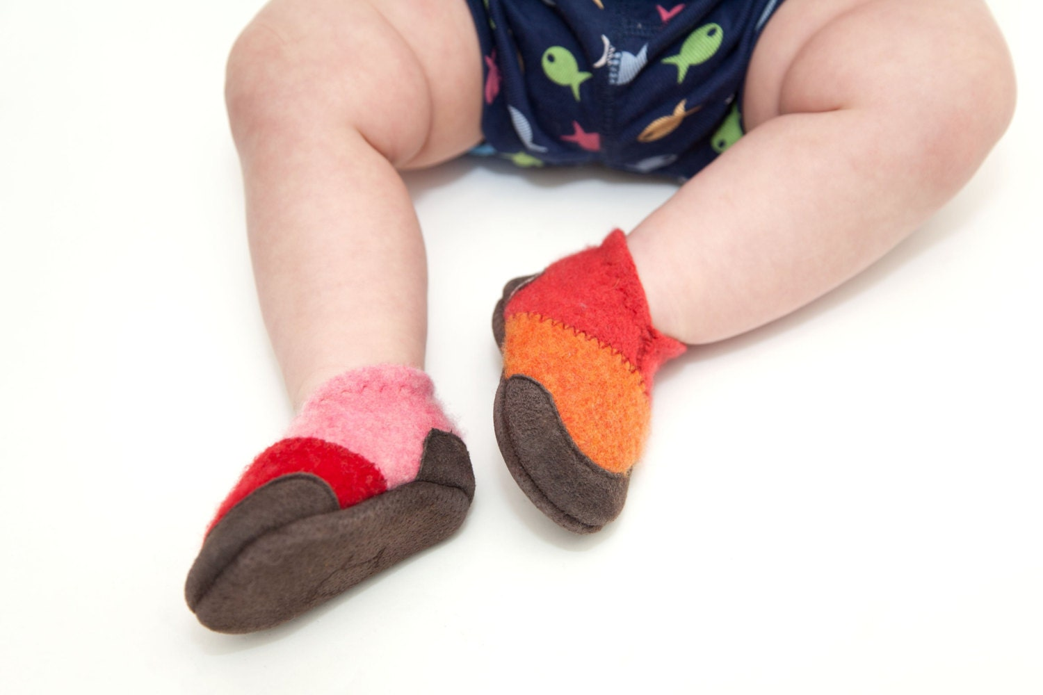 Baby Shoes Toddler Slippers Eco Friendly size 12 24 months