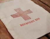 Recovery Kit Mini Emergency Bag: Favor Bag for Weddings, Parties and Events