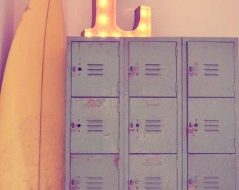 "SALE Letter E - 24"" Vintage Marquee Lights"