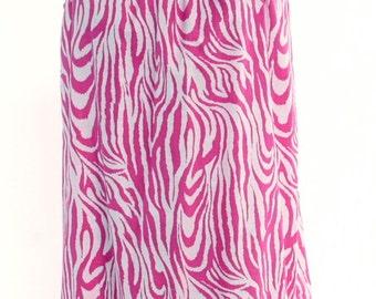 Breezy Print Dress