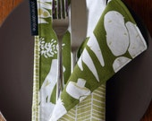 Custom reversible napkins
