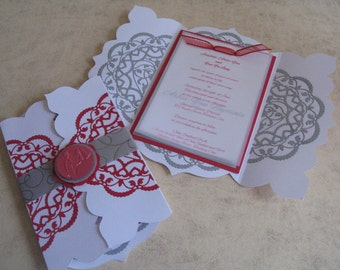 Handmade Wedding Invitations