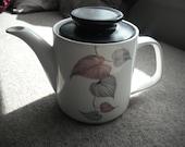 retro J&G Meakin teapot - Monaco
