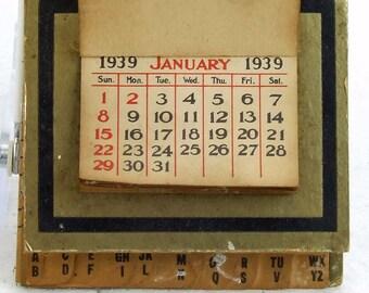 Vintage Paper Ephemera Cardboard Wall Hanging Art Deco Advertising Thermometer Calendar Address Book Vegetable Tablet ATCTTEAM TNTEAM