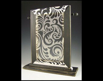 Waves Table Top Earring & Jewelry Organizer