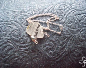 Hot Top-Pick Necklace (with sparklies)