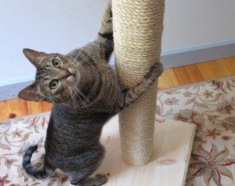 cat scratching post sisal scratching post scratcher cat post