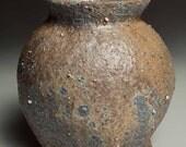 Shigaraki Anagama Hanaire/Vase