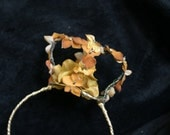 SALE - Goddess of the Fall Mini Crown