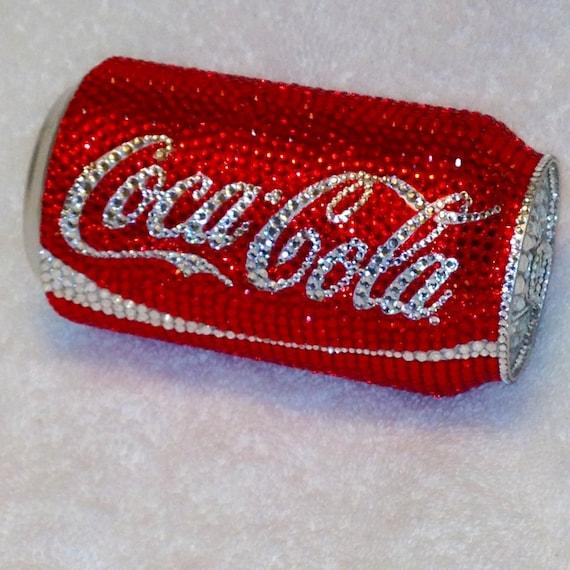 Swarovski Classic Coke Coca Cola Can Major BLING