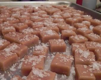 8 oz Sea Salted Caramels