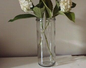 VINTAGE FOWLER bottle, jar, No 36 / wedding vase/ flowers/ kitchen storage
