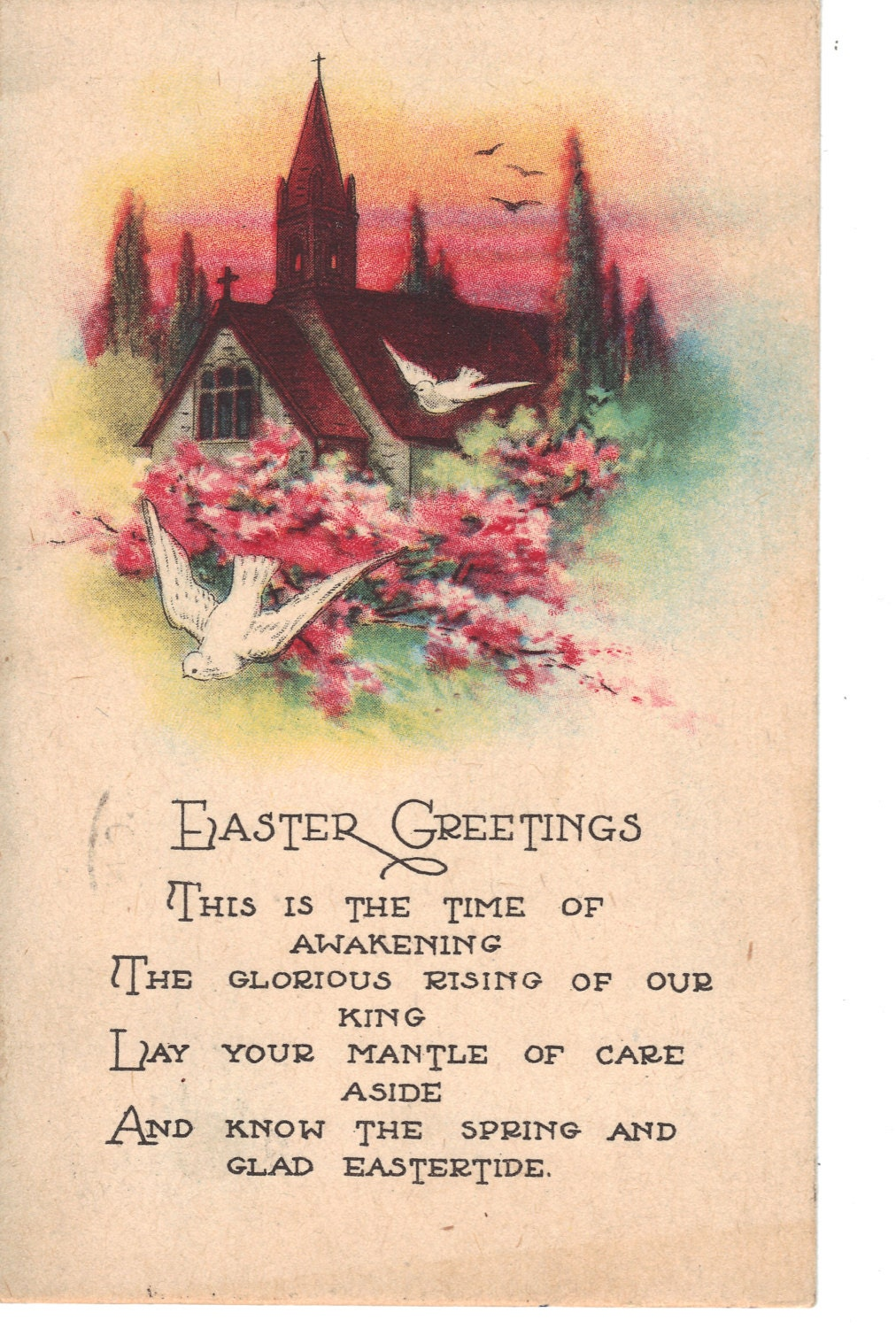 Images of The Colors Of Easter Poem - The Miracle of Easter