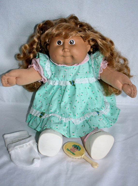 Amazoncom: Cabbage Patch Doll: Toys Games