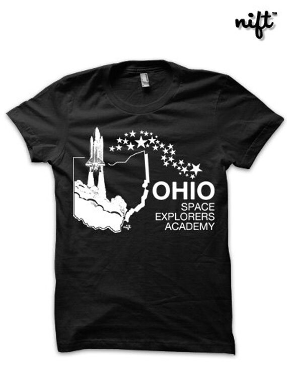 Ohio Space Explorers Academy by NIFT SHIRTS