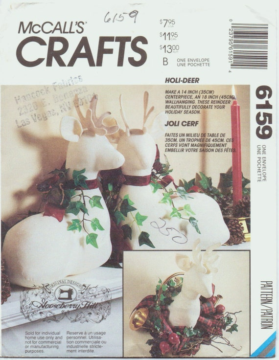 Christmas Sewing Craft Patterns