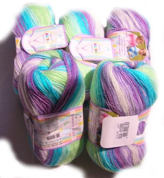 Alize+Yarn Alize bebe yarn shekerim batik. Baby yarn, Batik design ...