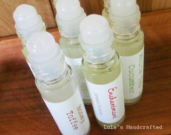 La Isla Bonita- Artisan Perfume- Perfume Oil-.30 oz-alcohol free