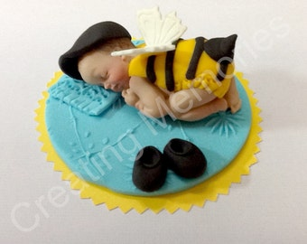 Cake Topper For The MOTHER TO BEE Ready To Take Front Stage At Baby