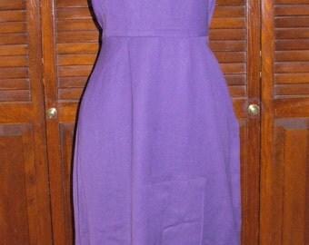 Vintage 40's Rayon Dress