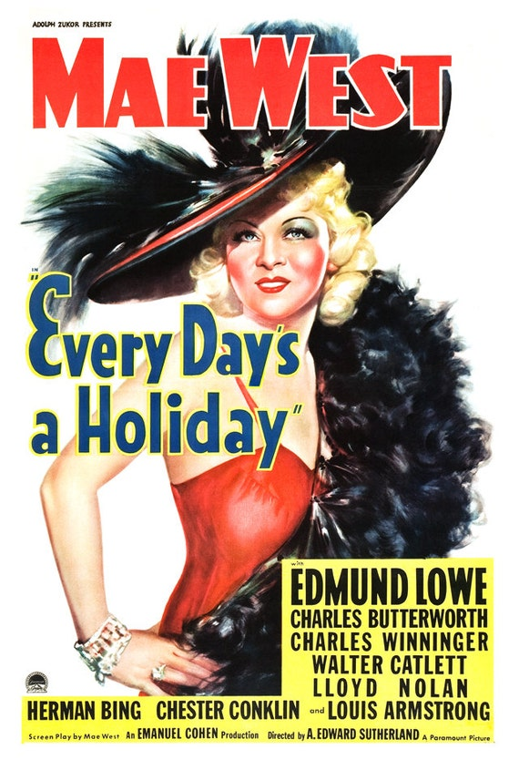 Every Day's a Holiday is a British musical comedy film directed by James Hill and starring John Leyton, Mike Sarne, Ron Moody, Grazina Frame, and Freddie and the Dreamers. Its plot involves a group of teenagers who take up jobs working in a seaside resort for the summer. It was released in the U.S. as Seaside Swingers.