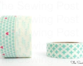 Washi Tape Set: Mint Dreams